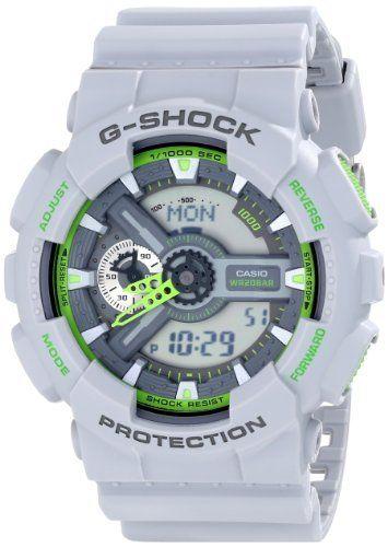Casio Men's GA-110TS-8A3CR G-Shock Analog-Digital Display Quartz Grey Watch, http://www.amazon.com/dp/B00J5QR062/ref=cm_sw_r_pi_awdm_nWiJtb0YG7A9D