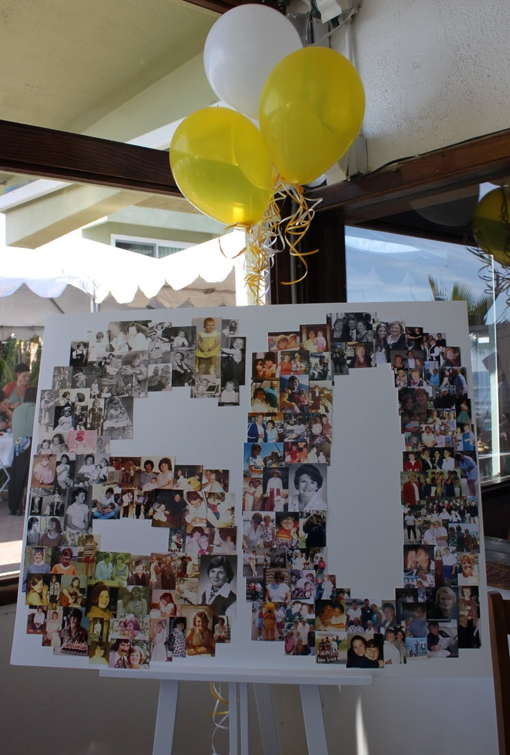 23 best 70th birthday party ideas images on pinterest for Decoration 70th birthday