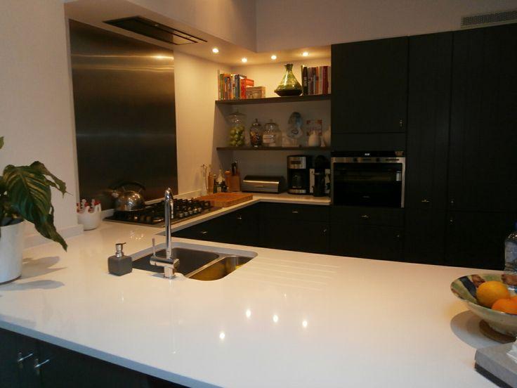 17 beste afbeeldingen over keuken op pinterest lampen ramen en zwarte keukens - Onderwerp deco design keuken ...