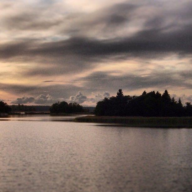 Sunset, Åland Islands   Flickr – Condivisione di foto!