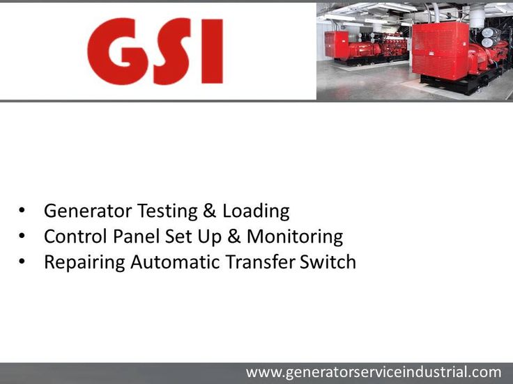 If you are looking for efficient repair and maintenance services for your industrial generator, consider GSI – a leading company offering a wide range of generator repair services in Houston, TX. The technicians have expertise in gas generators, diesel generators, propane generators, natural gas generators, stand-by generators and portable generators. To know more about the industrial generator repair services offered in Houston, visit www.generatorserviceindustrial.com