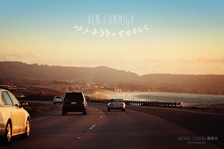 Ven conmigo a Monterey, California | Jackie Rueda | Jackie Rueda