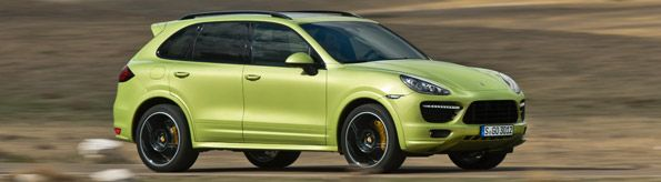 Porsche Cayenne GTS, contundente y deportivo a partes iguales
