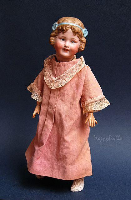 Gebruder Ohlhaver Revalo Bisque Doll