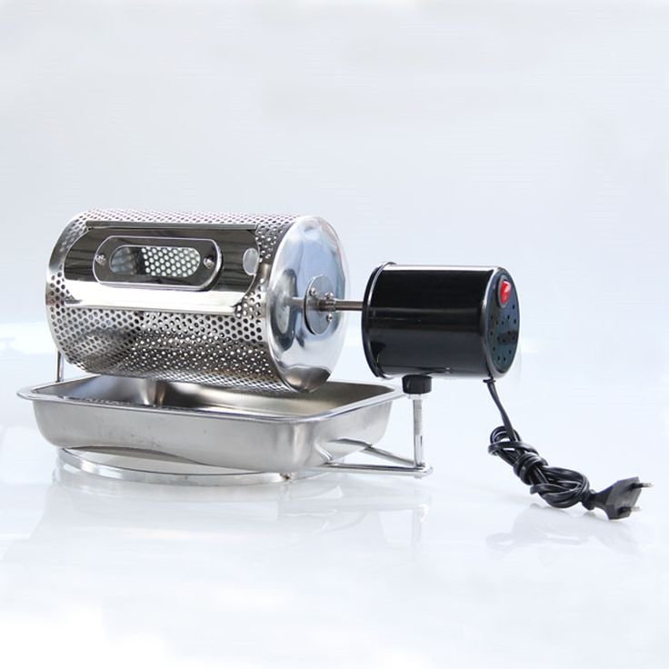220V /110V Electric Stainless Steel Coffee Roaster Used In Gas Stove Or Electric Stove #Affiliate