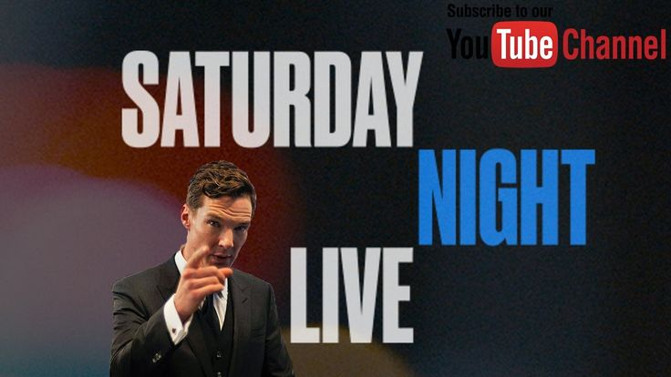 [Video. Full Show] Benedict Cumberbatch SATURDAY NIGHT LIVE. Hosted on November 5, 2016. (1:29:36)