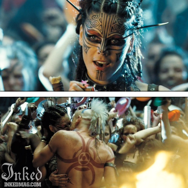 The Best Tattoos In The Movies Ever (Pt1) : Inked Magazine - Doomsday
