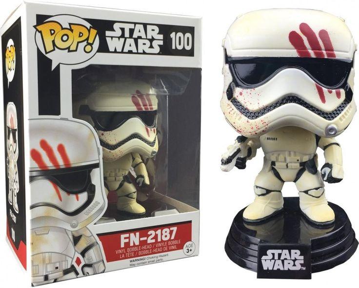 Figurine Pop Bloody Stormtrooper FN-2187 Star Wars