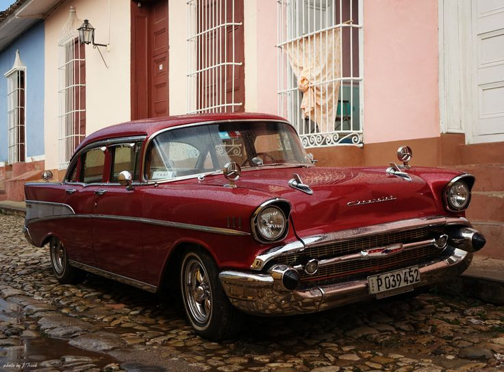 Old car,Cuba 2015