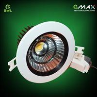 12W LED downlights