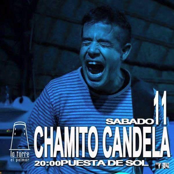 awesome Chamito Candela - lateinamerikanische Musik vom Feinsten