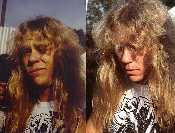 Young James Hetfield | James Hetfield - James Hetfield Photo (30398694) - Fanpop