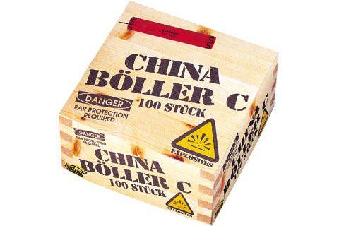 Keller China-Böller C 100 Stück von Keller II - Der Feuerwerk Shop