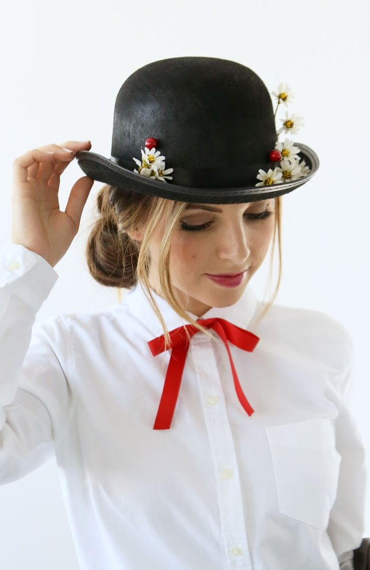 Merrick's Art // Style + Sewing for the Everyday Girl: MODERN GIRL'S HALLOWEEN WEEK: MARY POPPINS COSTUME
