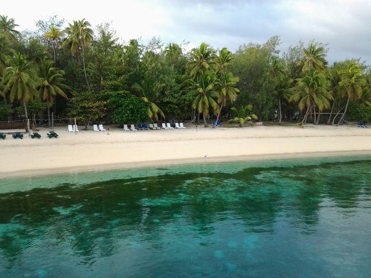 cruising on the #FijiPrincess