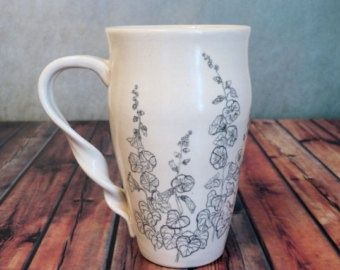 Botanical on mug