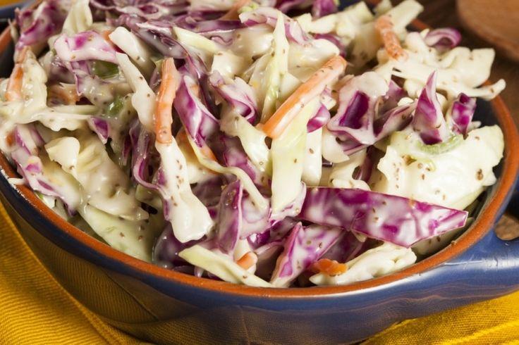 Chou rouge, chou vert et carotte...découvrez une salade de chou parfaite
