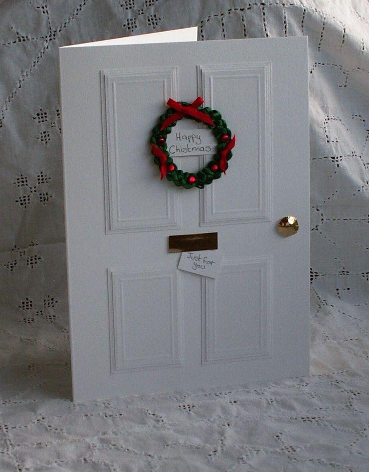 The Pinkshop Blog: Open the door to Christmas....