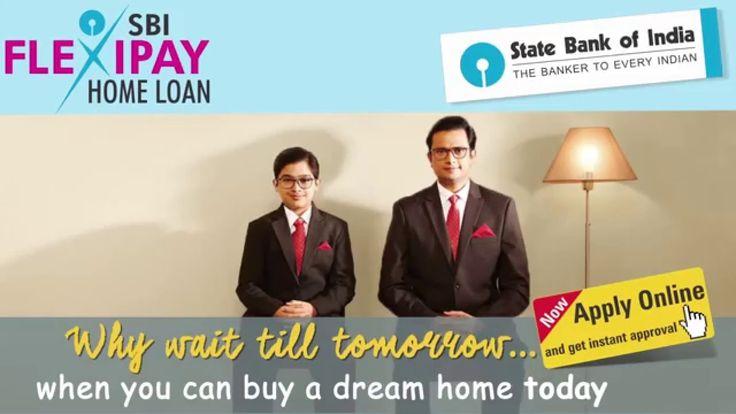 SBI FlexiPayHome Loan #SBI #FlexiPayHomeLoan#HomeLoan#StateBankofIndia #StateBank