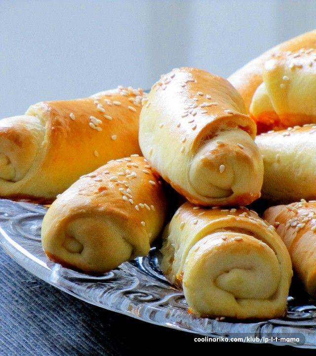Veľmi rýchle, jemné a hlavne bez čakania na vykysnutie! Na sladko, na slano, bez plnky - sú proste fantastické.
