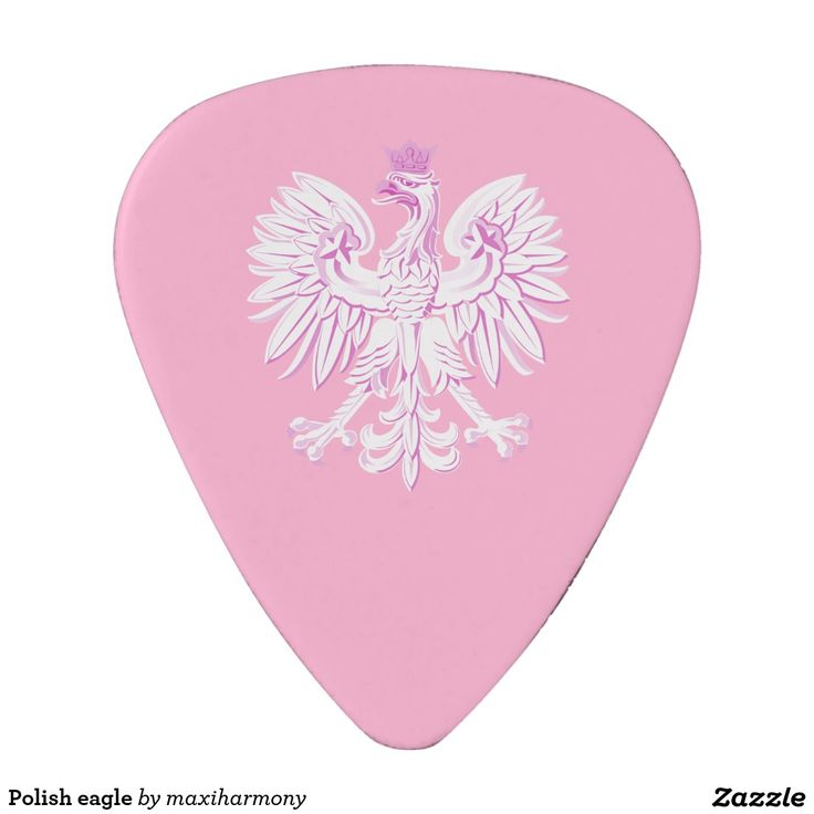 Polish eagle pick