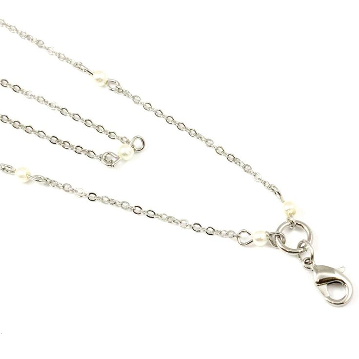 """South Hill Designs Pearl Layering Chain 20""""/28"""" 28.00"""
