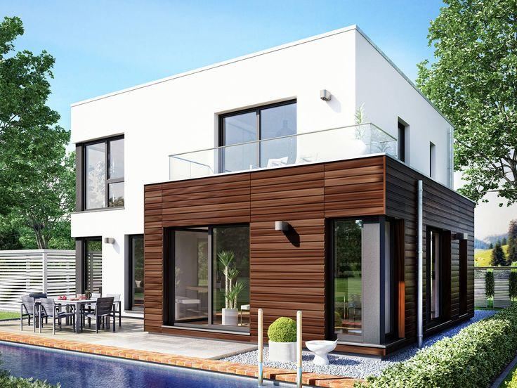 Die besten 17 ideen zu grundriss einfamilienhaus auf for Einfamilienhaus flachdach grundriss