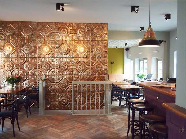 Café Kiebert Amsterdam: brown cafe with great food! | http://www.yourlittleblackbook.me/cafe-kiebert-amsterdam/