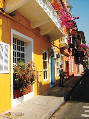 #Voyage: Carthagène, #Colombie