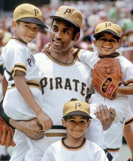Roberto and his 3 sons. He was an awesome individual and is still missed by all <3