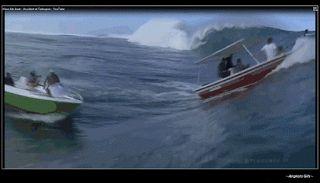 Angkola Gifs: Sea Waves Animation - Gif