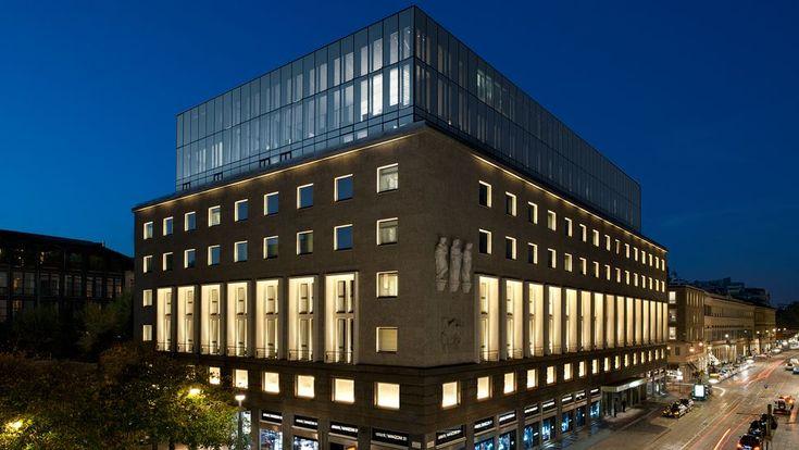 Armani Hotel Milano, Italy
