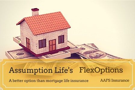 Product review: Assumption Life's FlexOptions - AAFS Insurance