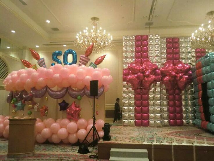 1000 images about balloon sds panel and wall ideas on for Balloon decoration on wall for birthday