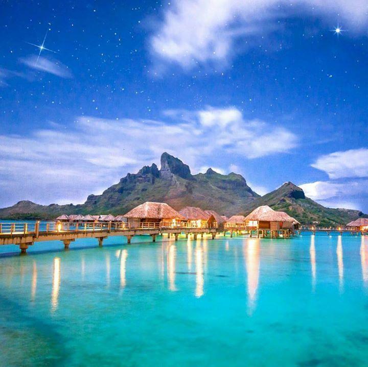 Hotels-live.com/pages/sejours-pas-chers - Bora Bora Island Photo by @jydo5.travelife #awesomedreamplaces Hotels-live.com via https://www.instagram.com/p/BENAdwzFNq9/