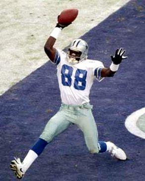 Michael Irvin Dallas Cowboys