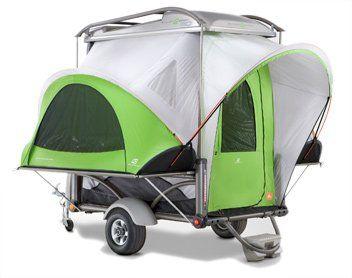 SylvanSport GO | Lightweight Pop Up Camper