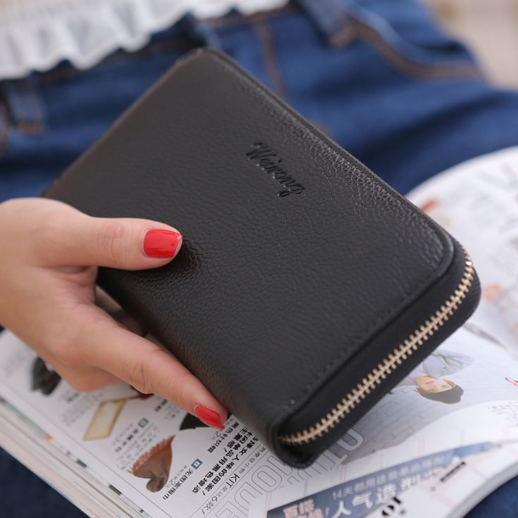 Find More Wallets Information about New arrival female long purse wallet Korean students zipper cell phone bag ladies leather wallets purses money clip card bags,High Quality wallet purse bag,China bag bath Suppliers, Cheap wallet chain from Shenzhen Idea Fashion Bags Co., Ltd on Aliexpress.com