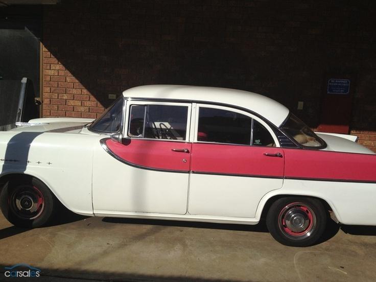 1961 Holden FB Standard FB