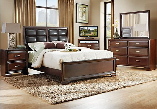 shop for a druid hills 5 pc king bedroom at rooms to go
