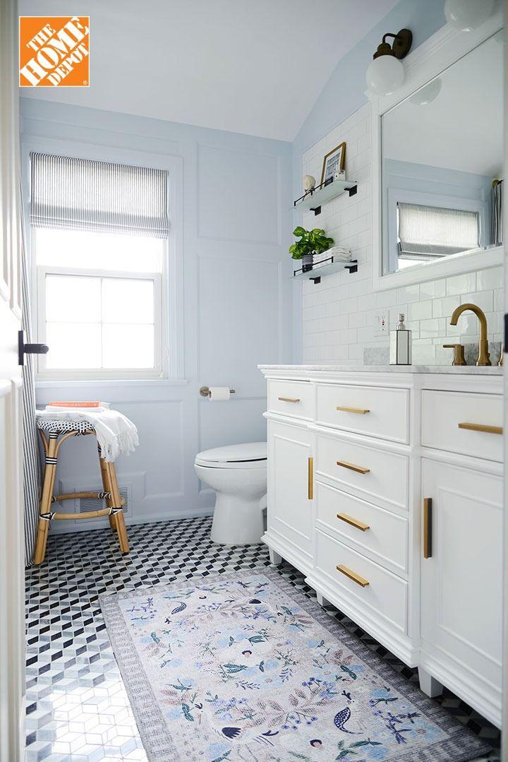 Dream Bathroom Inspiration Blue Bathroom Bathroom Interior Bathroom Styling