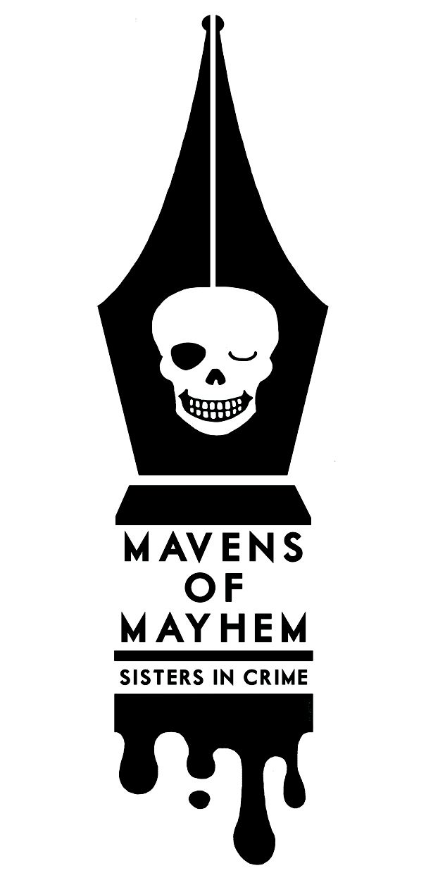 Mavens of Mayhem logo  http://sljohnsonimages.files.wordpress.com/2013/07/final-mavens-of-mayhem-tshirtsic-printer.jpg