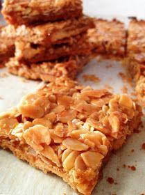 Sweet Kwisine, biscuits, amandes, caramel, miel, pâte sablée