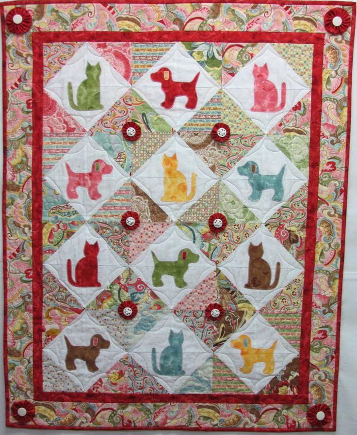 243 best Quilt Ideas and Inspiration images on Pinterest ... : accuquilt quilt patterns - Adamdwight.com