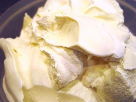 gelato fatto a mano