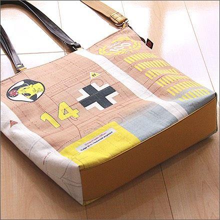 アフリカの星  マルセイユトートバッグ#kyoto_sai #sternvonafrika #marseille #bf109 #bag #京都きもの彩 #bags #ww2 #jg27 #Luftwaffe#birthday#14#yellow