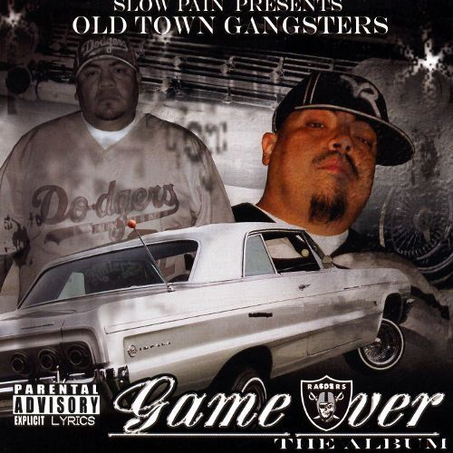Game Over [CD] [PA]