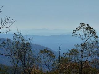 Virginia, Blue Ridge Mountains