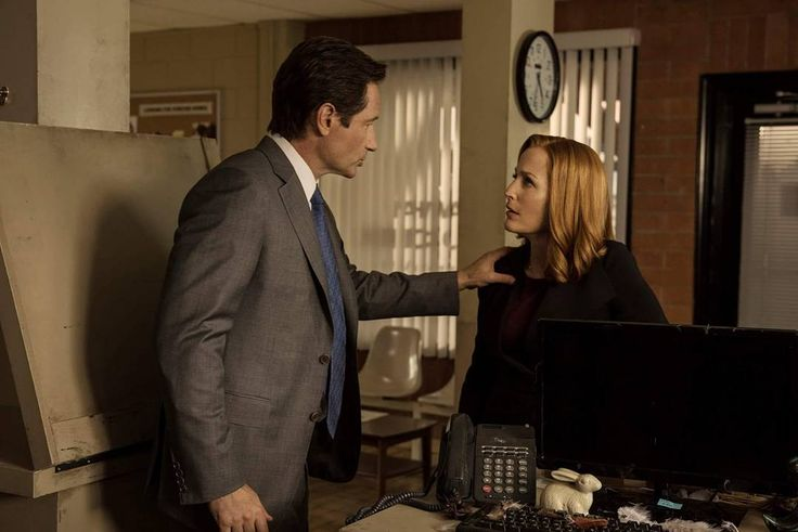 What was your favorite Mulder and Scully quote? #TheXFiles by thexfilesfox