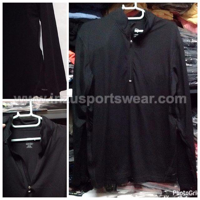 C9 by Champion Long Sleeves Half Zip T-Shirt